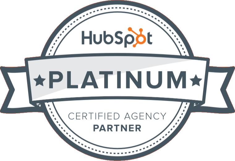 Agency HubSpot Platinum Partner